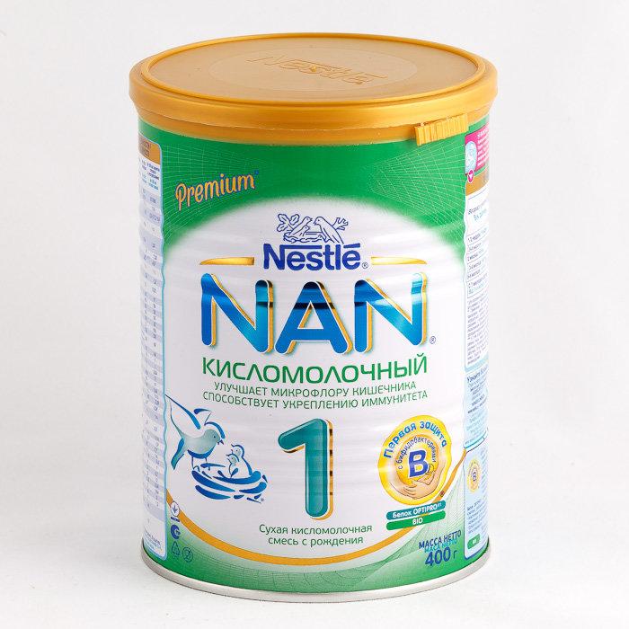 «nan organic»: описание, состав, особенности ~
