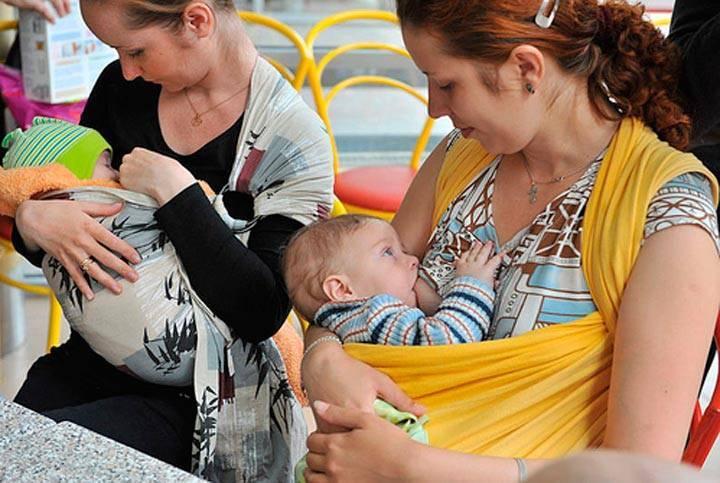 Малышам тут не место: почему мамам не разрешают кормить детей грудью на людях — wonderzine