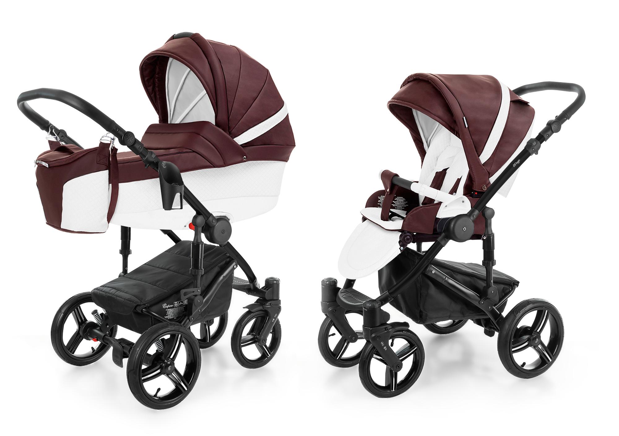 Рейтинг колясок 3 в 1: 12 удобных и качественных моделей