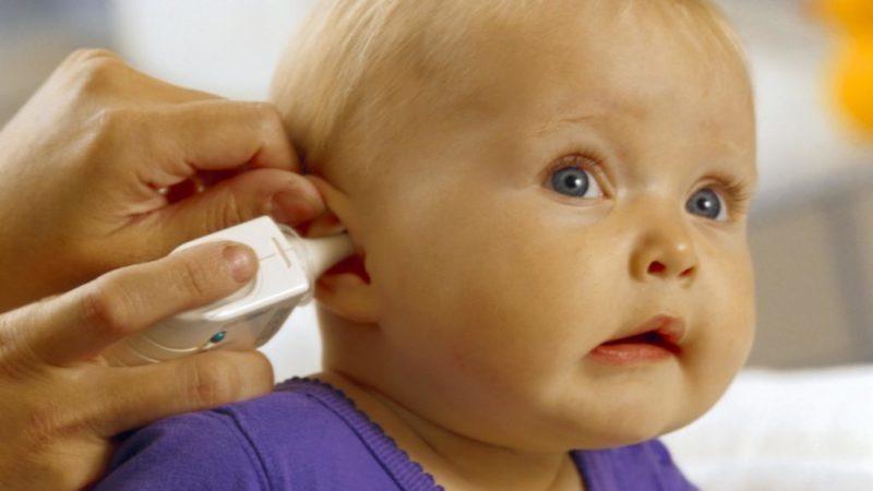 Отит у грудничков и новорождённых — симптомы, методы лечения, чем опасно заболевание + видео