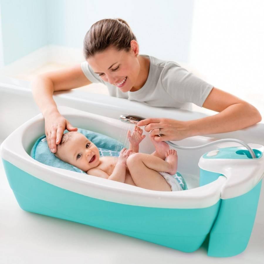 Рейтинг лучших ванночек для новорожденных: особенности моделей, критерии выбора, советы и рекомендации при покупке