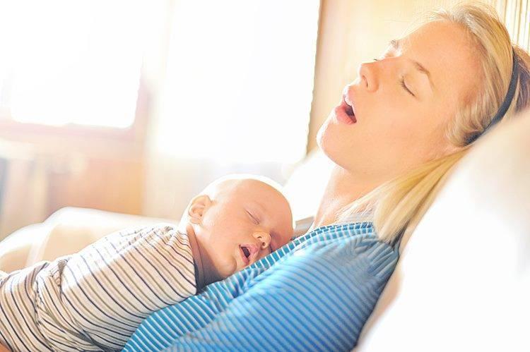 Ребенок плохо спит - практические советы для крепкого сна малыша