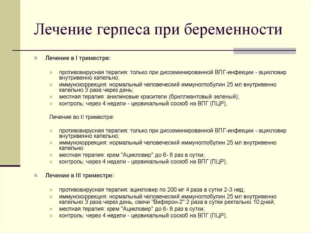 Герпес при беременности:чем опасен на 1, 2 и 3 сроках,чем лечить вирус, есть ли последствияна ранних сроках | pro-herpes.ru