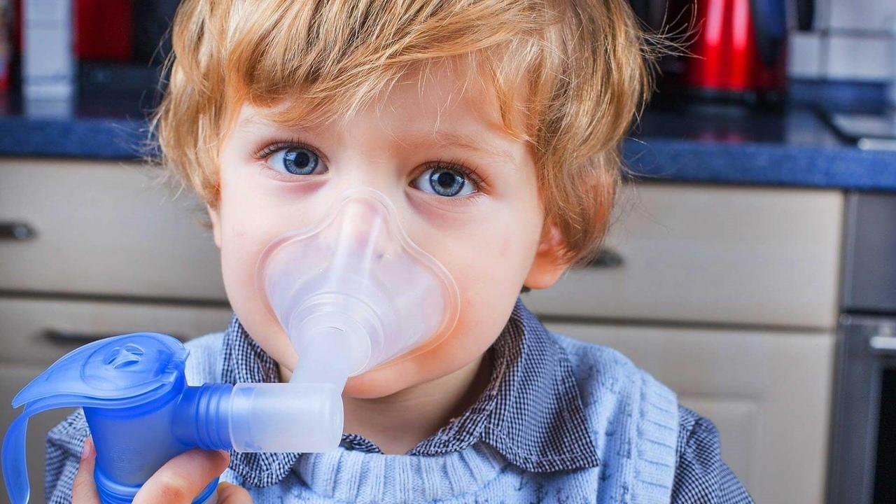 Можно ли делать ингаляции при температуре 37-38 детям