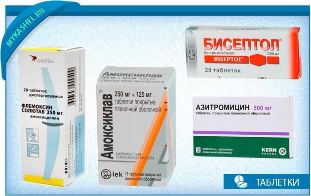 Антибиотики при бронхите у детей: обзор препаратов