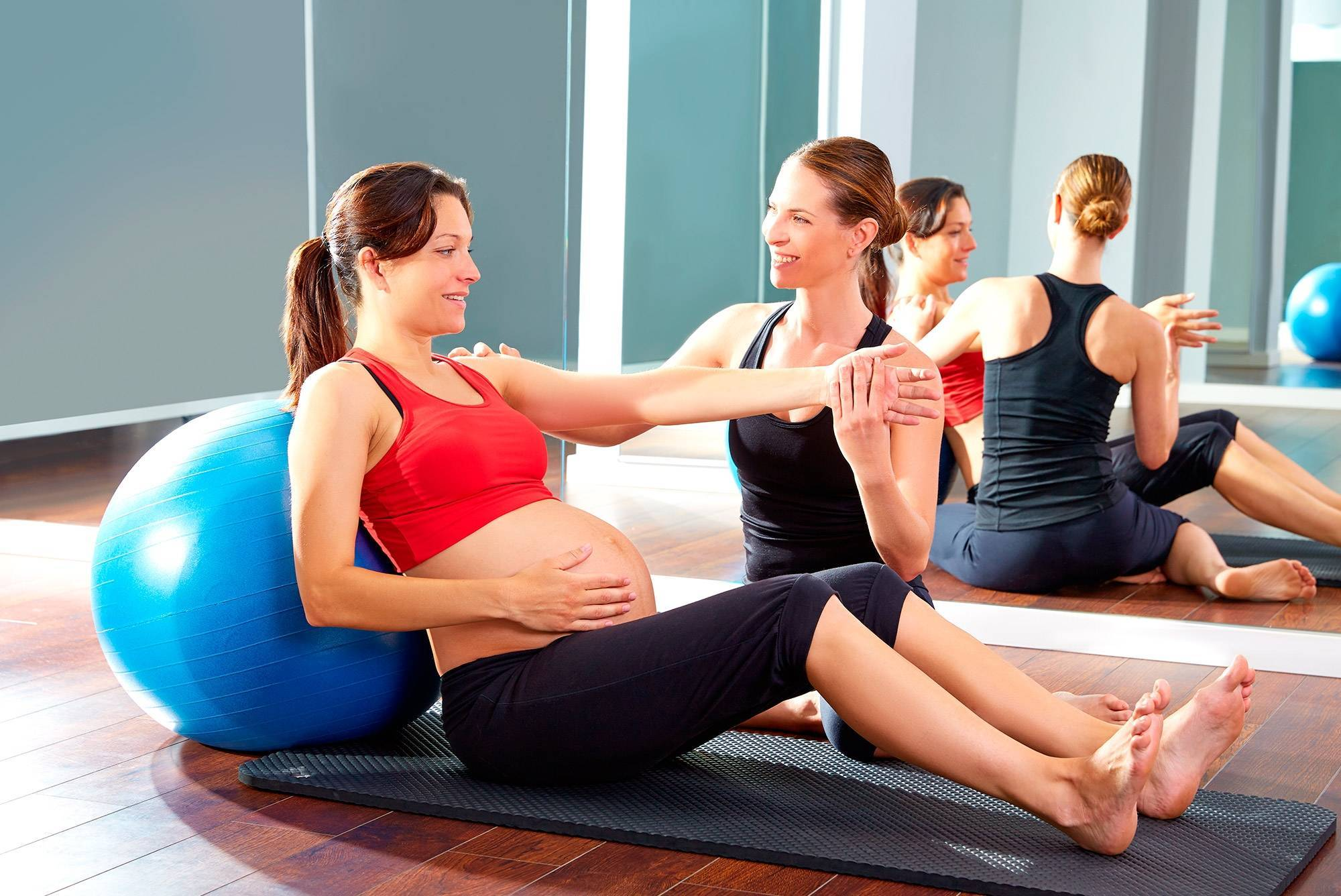 Фитнес-гид для беременных, или как заниматься спортом во время беременности