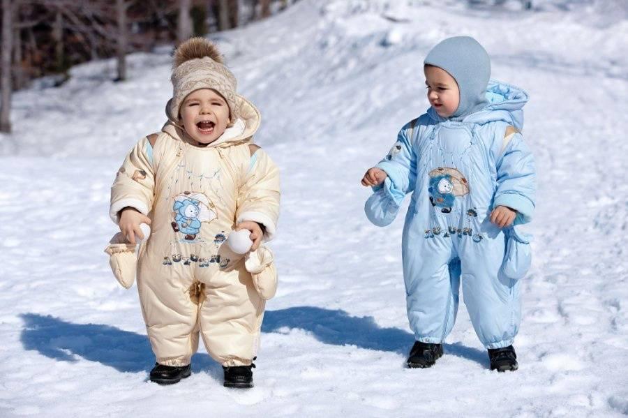 Как одевать новорожденного зимой | уроки для мам