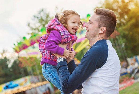 15 способов показать детям свою любовь