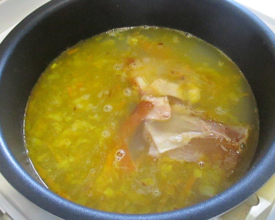 С какого возраста можно давать гороховый суп ребенку?