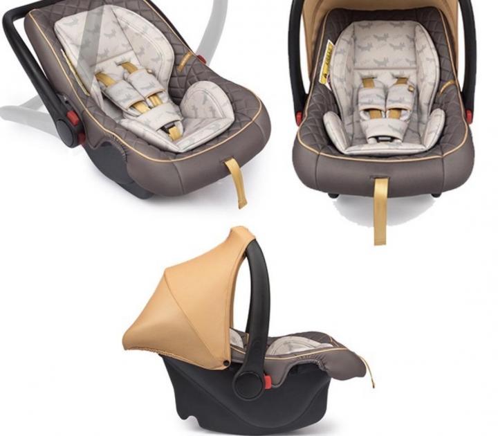 Автолюлька для новорожденных: как выбрать и как пристегнуть к сидению