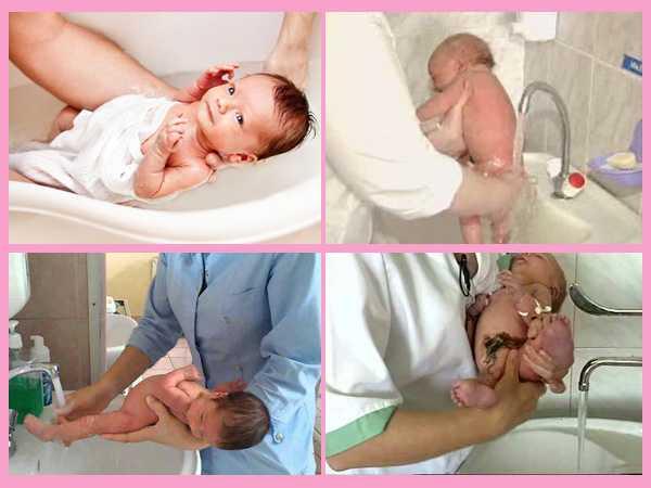 Как ухаживать за новорожденным ребенком в первый месяц