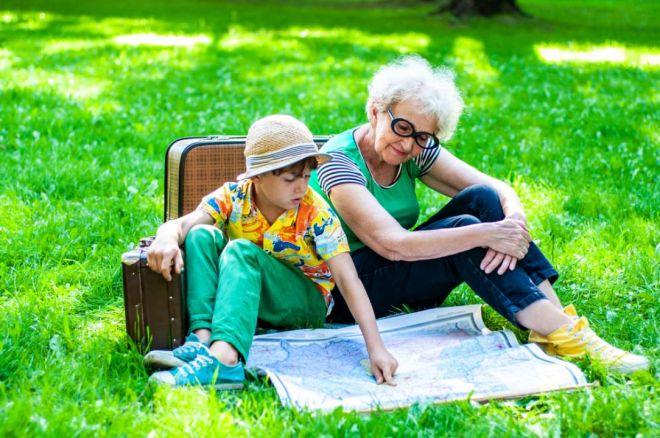 Цитаты, афоризмы. высказывания про бабушку