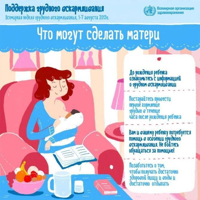 Советы воз погрудному вскармливанию: 10заповедей успешного кормления
