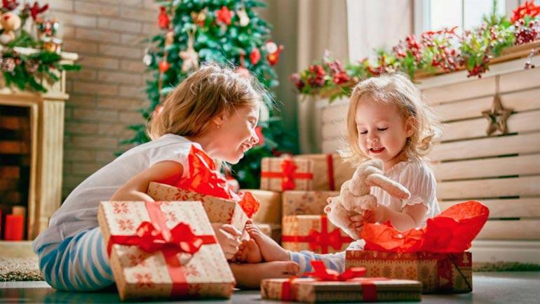 5 советов — как правильно выбрать детский подарок на новый год