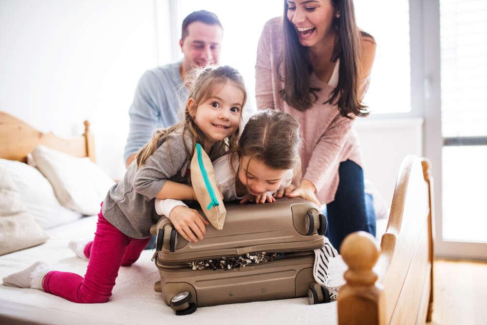 Виды семейного досуга: идеи отдыха с детьми на выходных