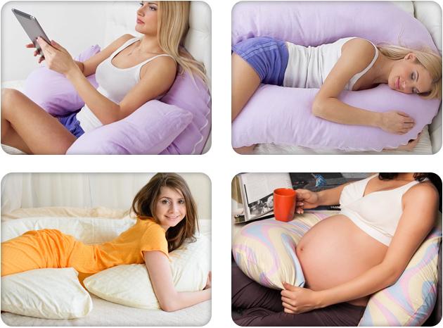 Лучшие позы для сна во время беременности