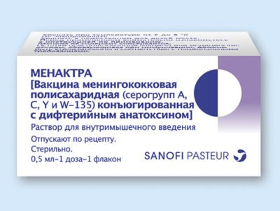 Прививка от менингита