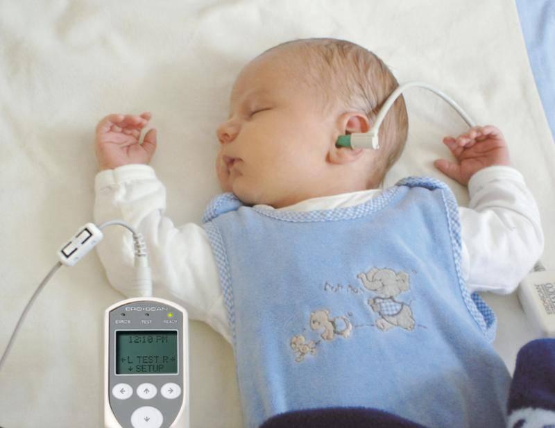 Что такое «скрининг новорожденных»?
