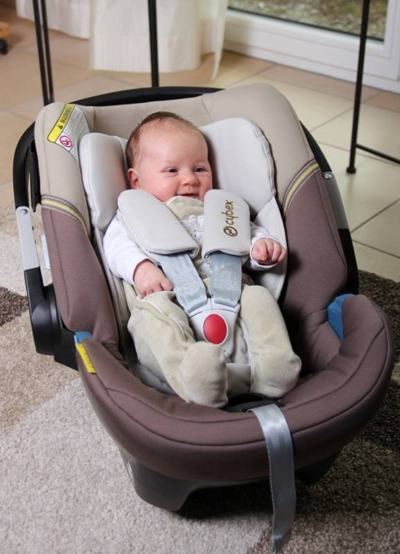 Люлька-переноска для новорожденных: автомобильное кресло для младенца в машину в лежачем положении - как закрепить автокресло, как пользоваться переносным