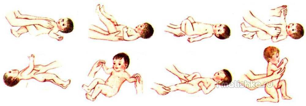 Малыш в 11 месяцев: как научить ребенка ходить, массаж и гимнастика
