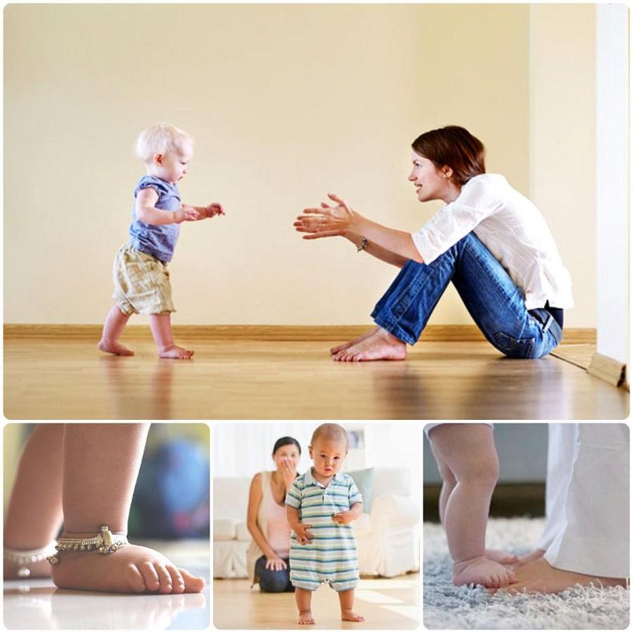 Как научить ребенка ходить: в год самостоятельно пересилить свой страх манеж ходунки опора правильная поддержка советы педиатров обувь