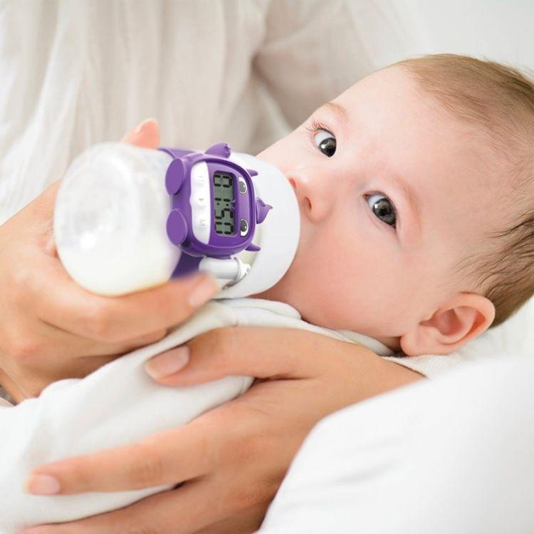 Как отучить ребенка пить ночью из бутылочки