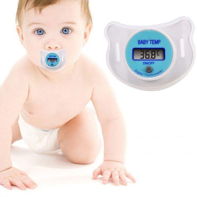 Что такое соска-термометр. Стоит ли ее покупать?