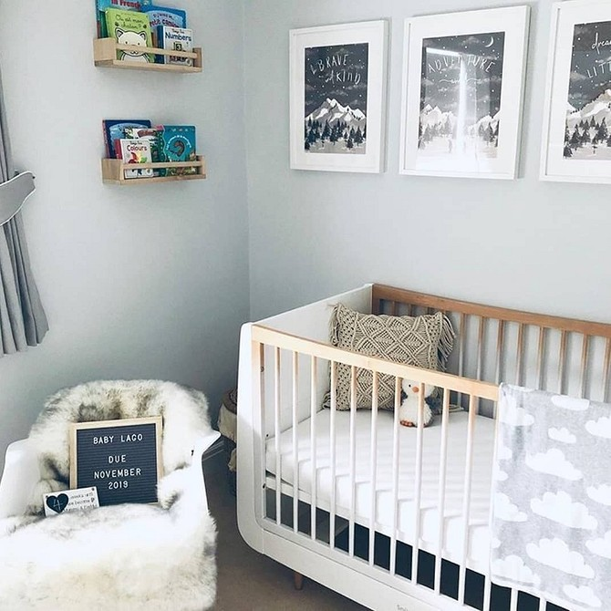 Как и чем покрасить детскую кроватку? - нет заразе