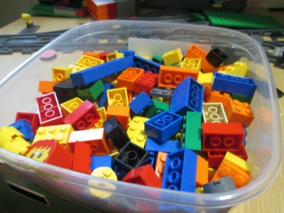 Лего. как вы храните лего и собранные из лего поделки