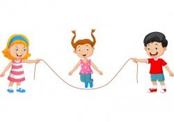 Учим ребенка прыгать на скакалке быстро и с пользой
