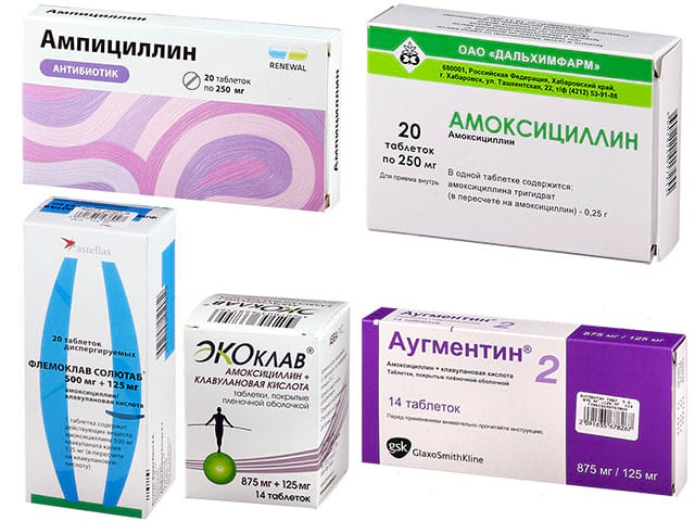 Антибиотики при бронхите у детей - список с названиями: суспензия ребенку для лечения обструктивного, детские лекарства