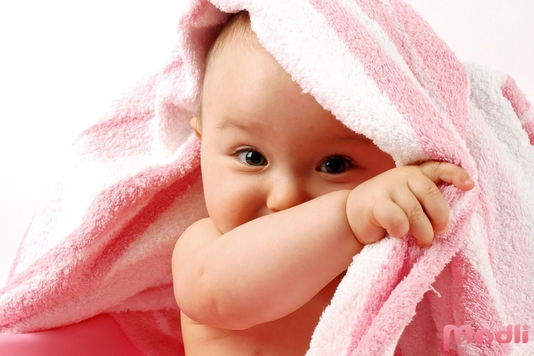 Гигиена и уход за новорождённой принцессой