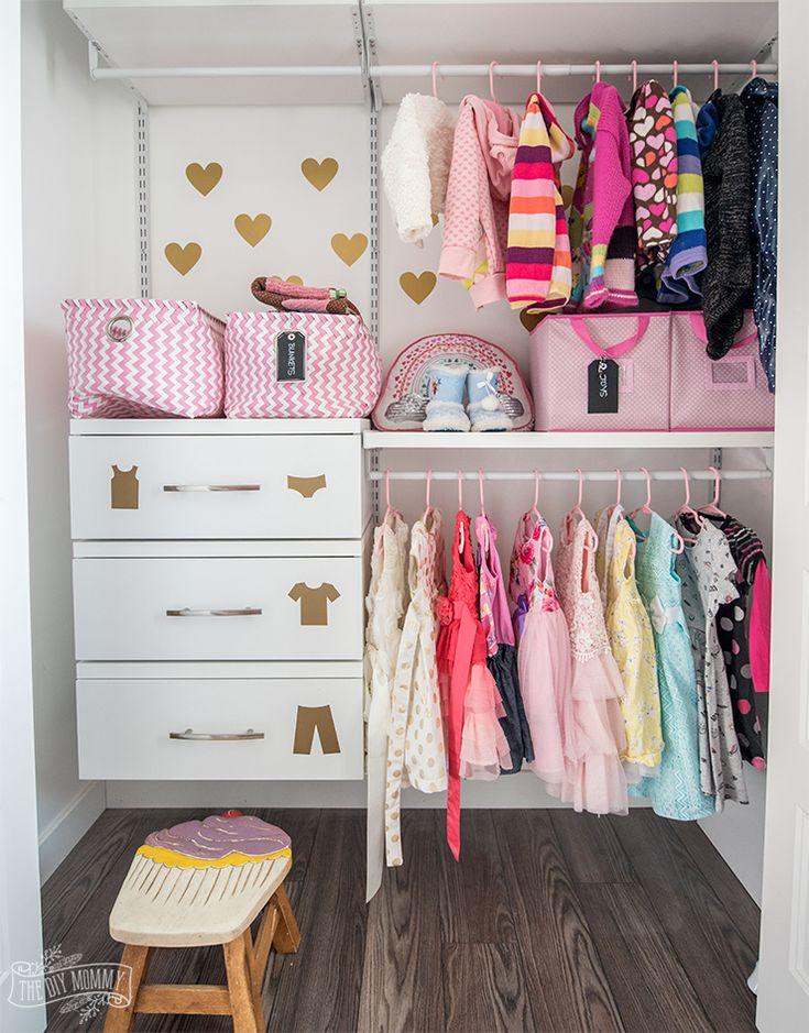 Система порядка в детском гардеробе   бебинка