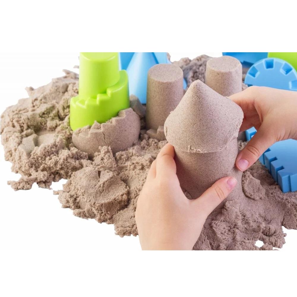 Мастер-класс для педагогов до «игры с кинетическим песком для детей младшего дошкольного возраста». воспитателям детских садов, школьным учителям и педагогам - маам.ру