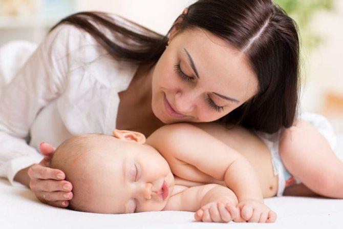 Почему мальчикам нельзя спать с мамой