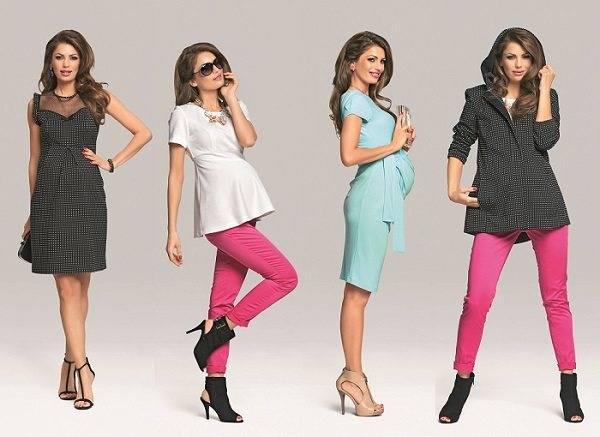 Мода для беременных 2020-2021: фото, новинки