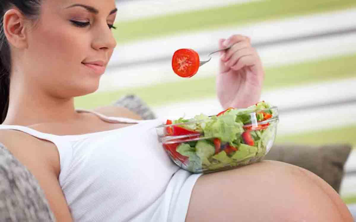 Питание при беременности по триместрам