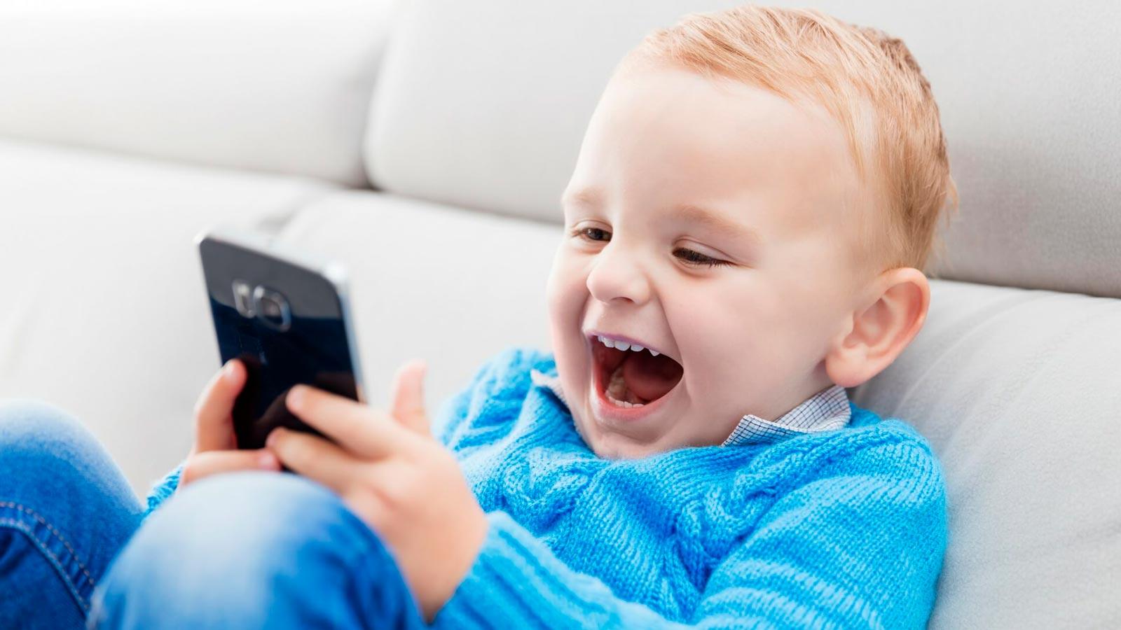 Влияние гаджетов на психику ребенка