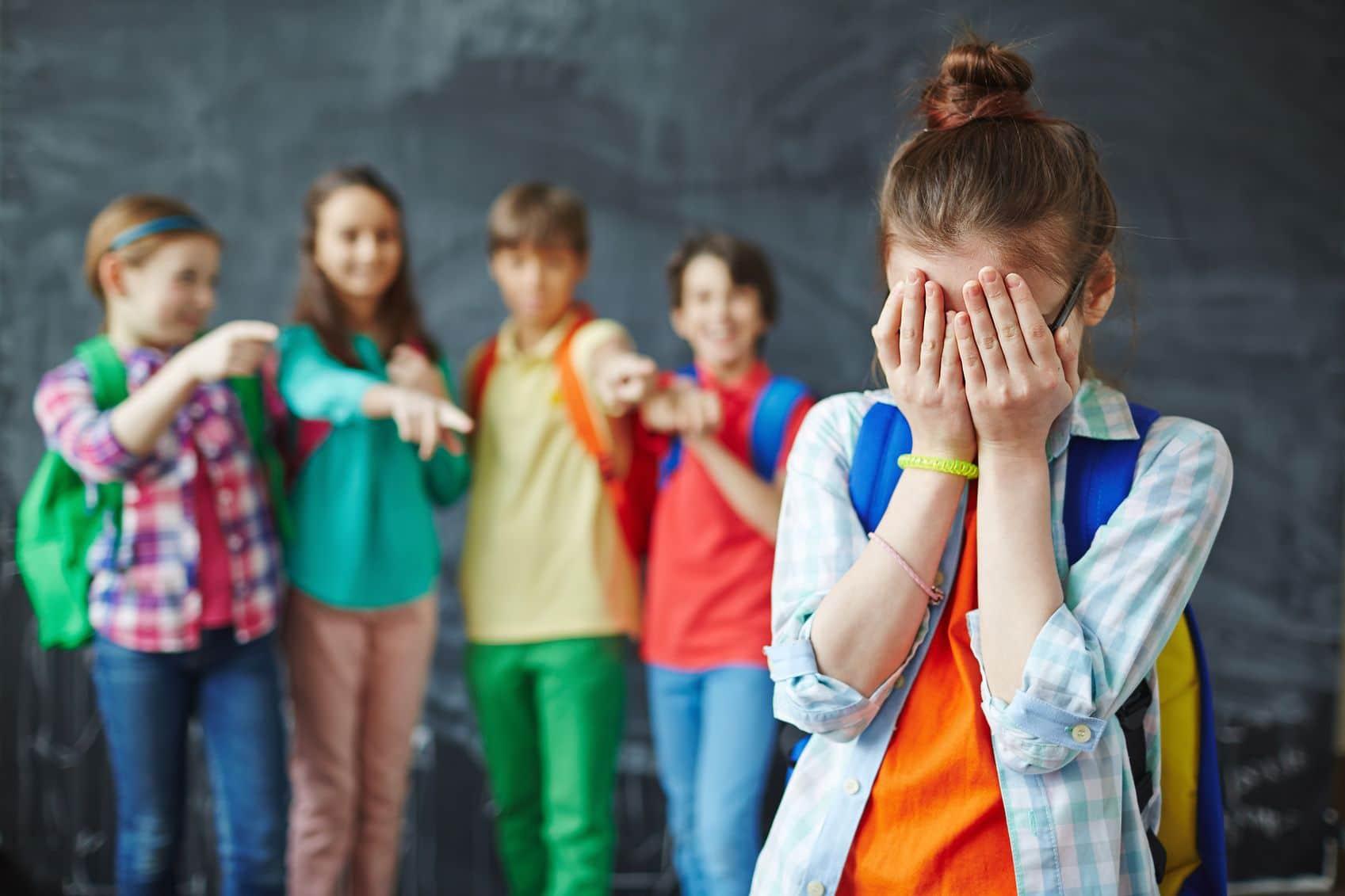 Буллинг. травля, унижение, преследование в школе или на работе
