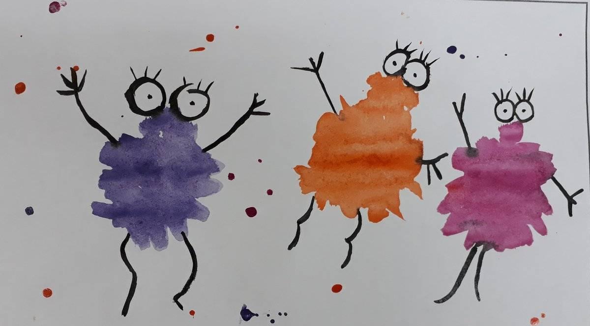 Ребенок рисует черным цветом: возможные причины, что это значит, мнения психологов