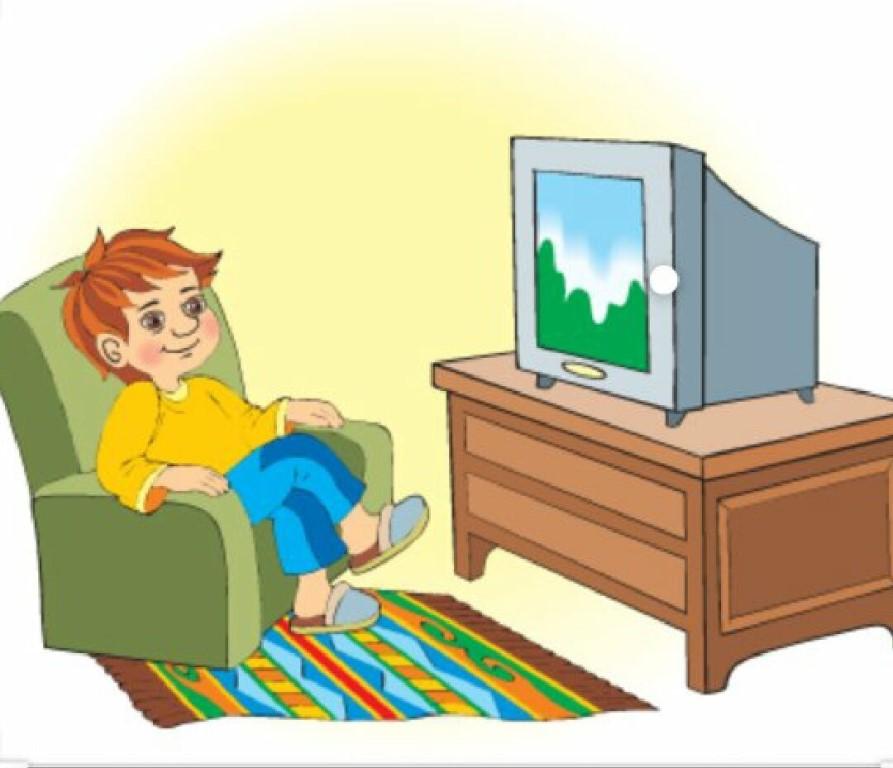 Телевизор в жизни детей: когда, сколько и что можно смотреть