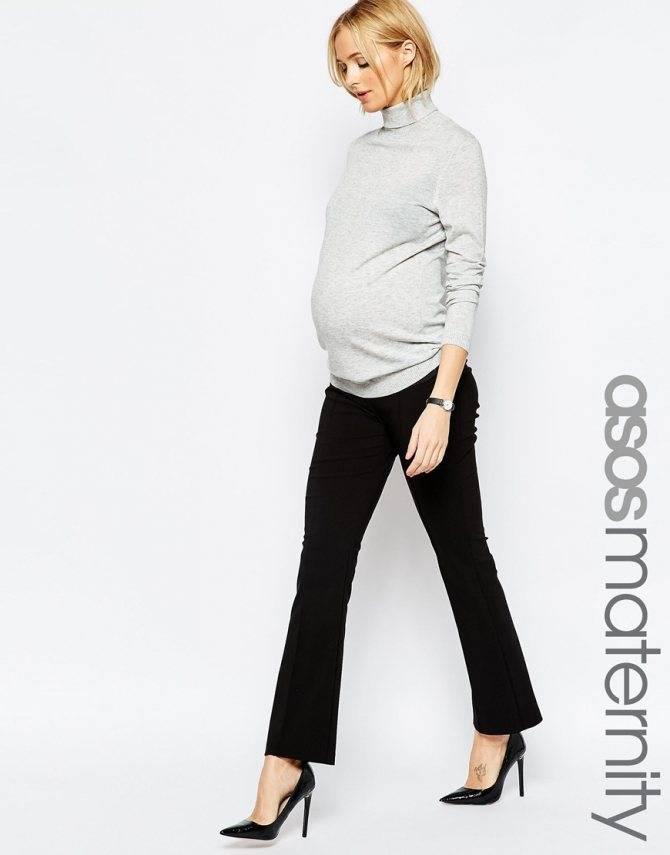 Как беременной выглядеть красиво: советы и рекомендации