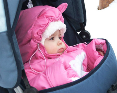 Когда гулять с новорожденным после роддома зимой?