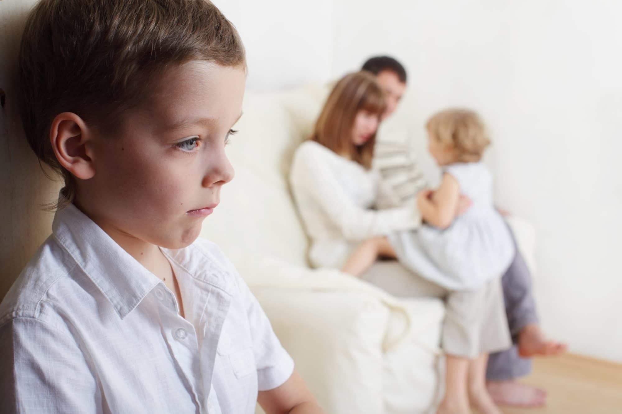 Советы психолога: что делать с детской ревностью, если рождается второй ребенок