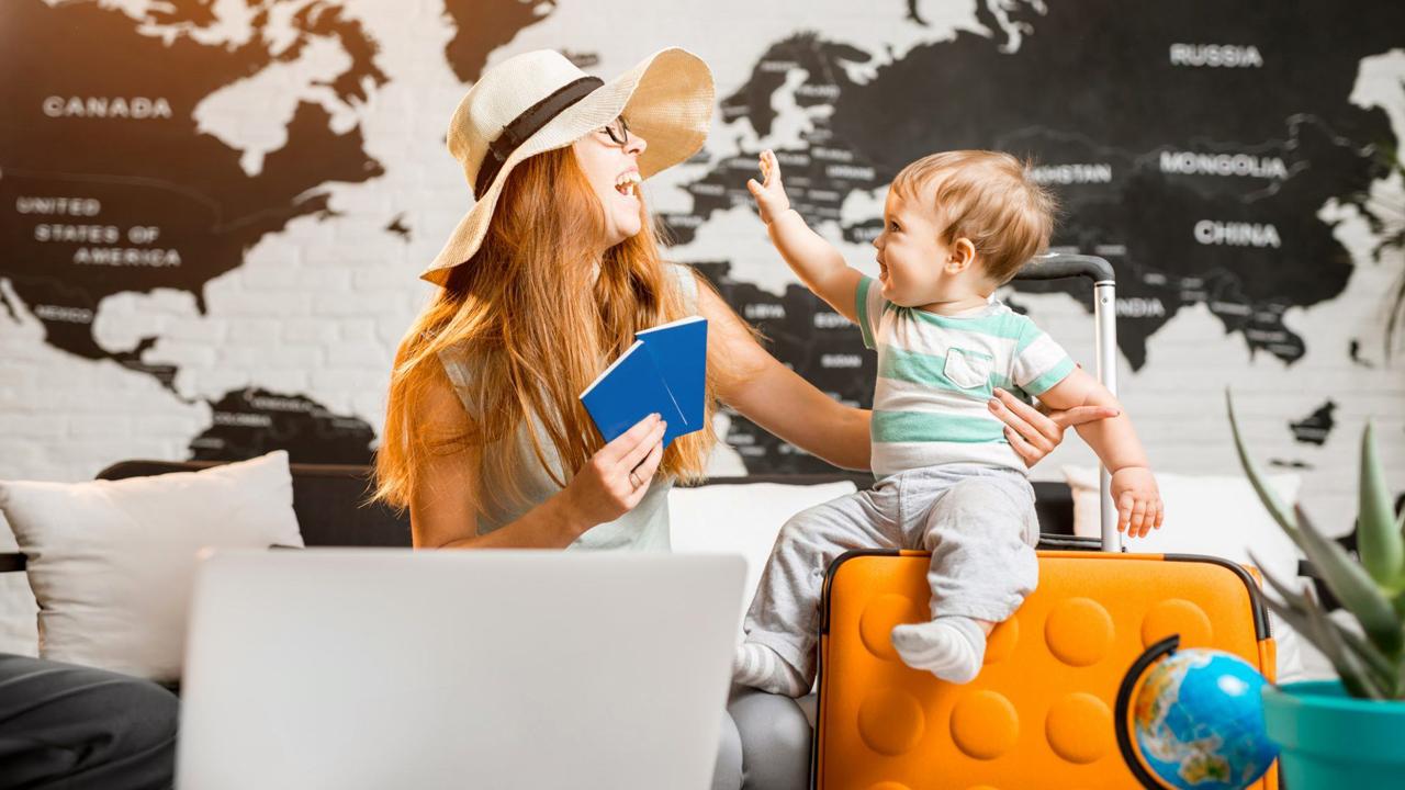 Как организовать отпуск с детьми: практическое руководство – мамульчик