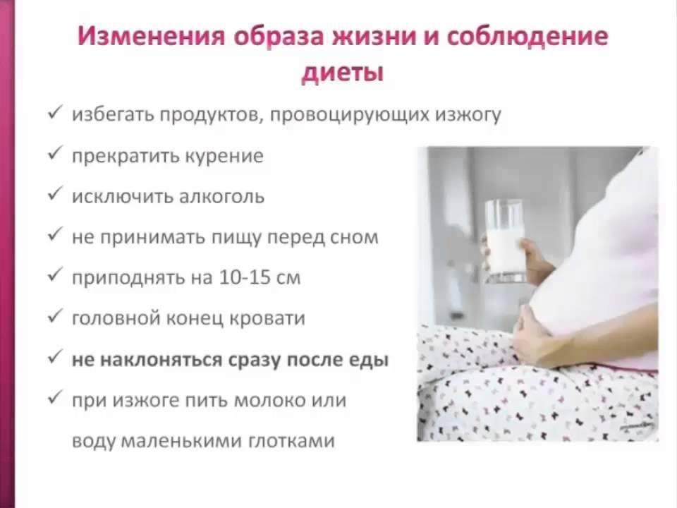 Народные методы лечения изжоги безвредные для беременных женщин