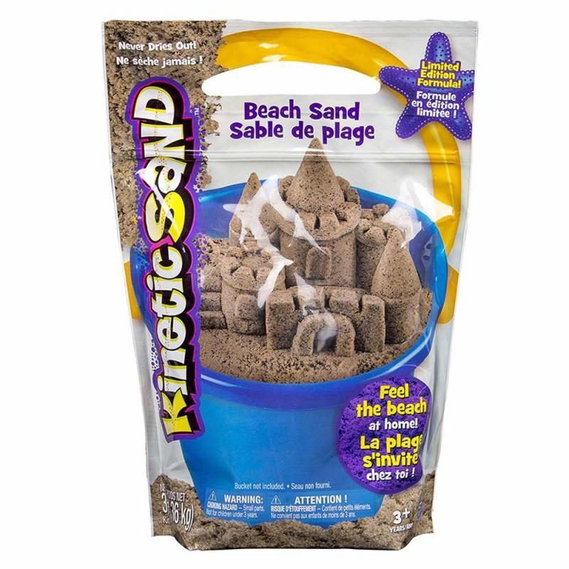 12 лучших наборов кинетического песка