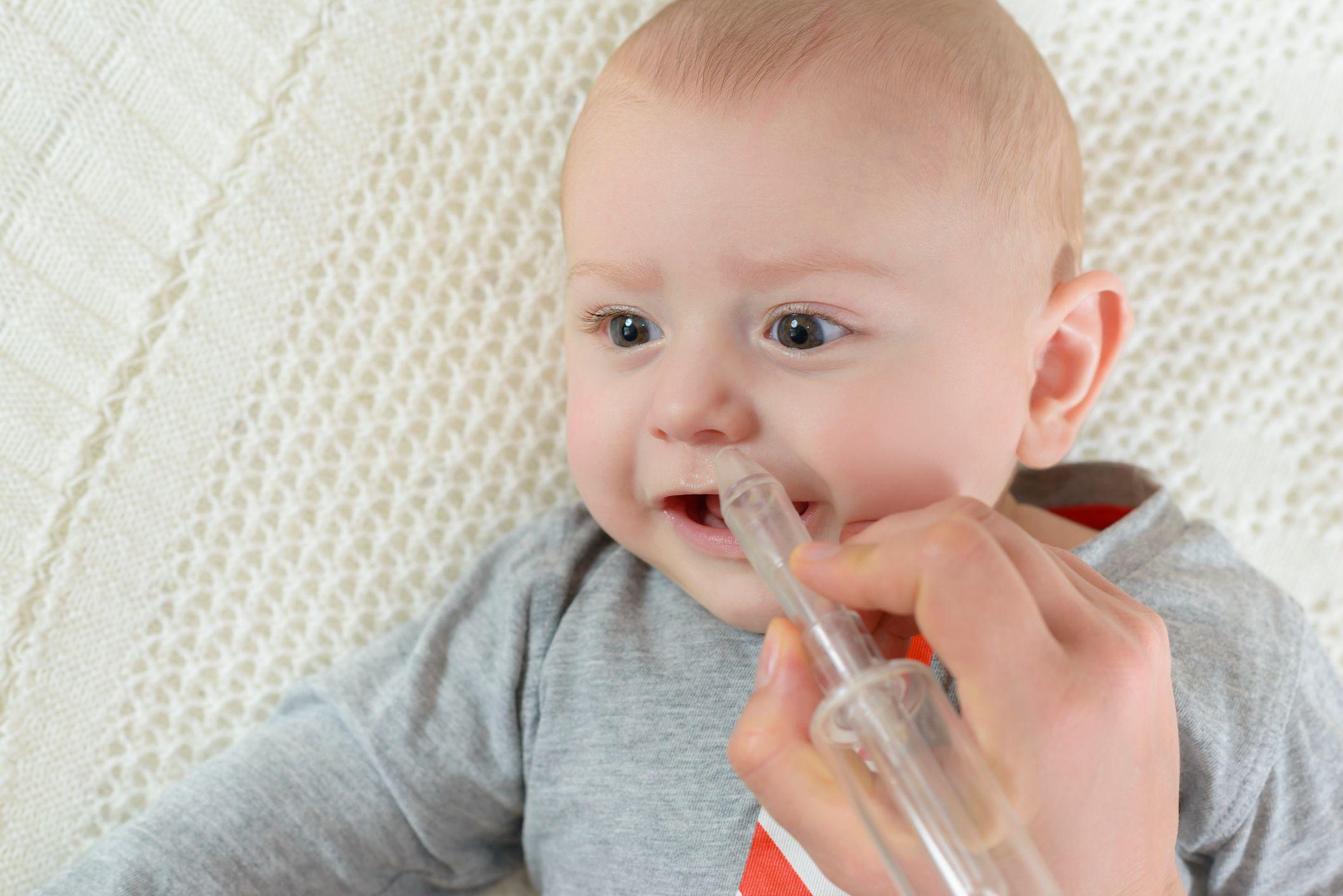 Грудное молоко в нос грудничку при насморке