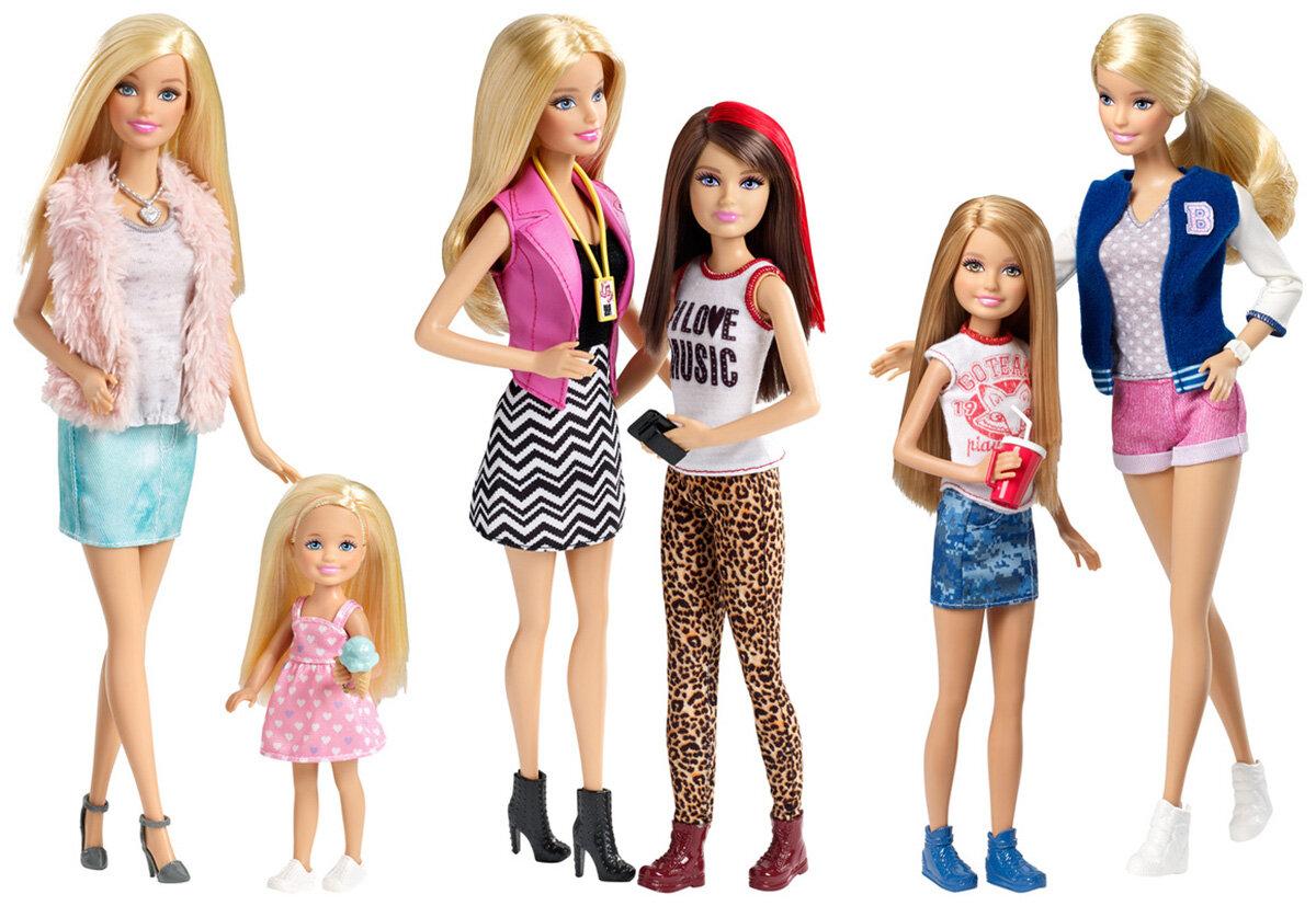 Тренды в игрушках - 5 самых популярных кукол для девочек