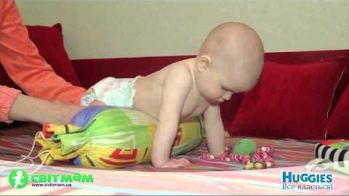 Упражнения ребенок встал ножки